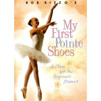 RBP40 Dvd My First Pointe Shoes W/ Michelle Benash