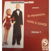SCD4005 30 PRE-SCHOOL SONGS AND DANCE V1