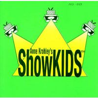 AKS6101 Anne Krohley's ShowKIDS VOL 3 - Preschool Recital Music
