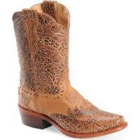 SN1015 Jessi Tooled Sonora Ladies Boots