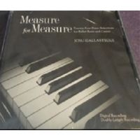 SR9305CD MEASURE FOR MEASURE by Josu Gallastegui