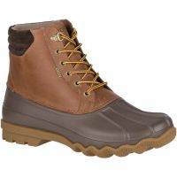 Sperry Tan/Brown Mens Avenue Duck Boots STS12126