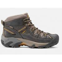 Keen Targhee Hiker Black Olive Waterproof Leather Mens Hiker 1002375
