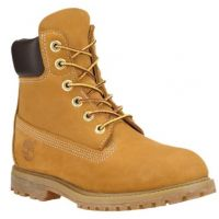 Premium Wheat Nubuck Leather 6-Inch Waterproof Timberland Womens Boots