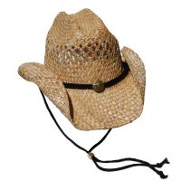 Dorfman Pacific Seagrass Western Hat TMMS46OS