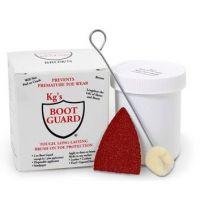 KG'S Black Boot Guard TOEGUARD