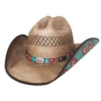 Bullhide Too Good Straw Cowgirl Hat 2917