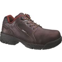 2372 Falcon Peak AG Non-Metallic Oblique-Toe EH Mens Work Shoes