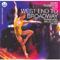 WB02C West End To Broadway - Inspirational Ballet Class Music
