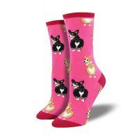SockSmith Corgi Butt Socks WNC1595
