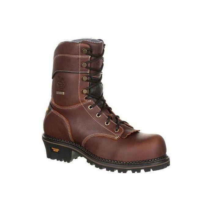 GEORGIA LOGGER composite Toe Waterproof Work Boot GB00236