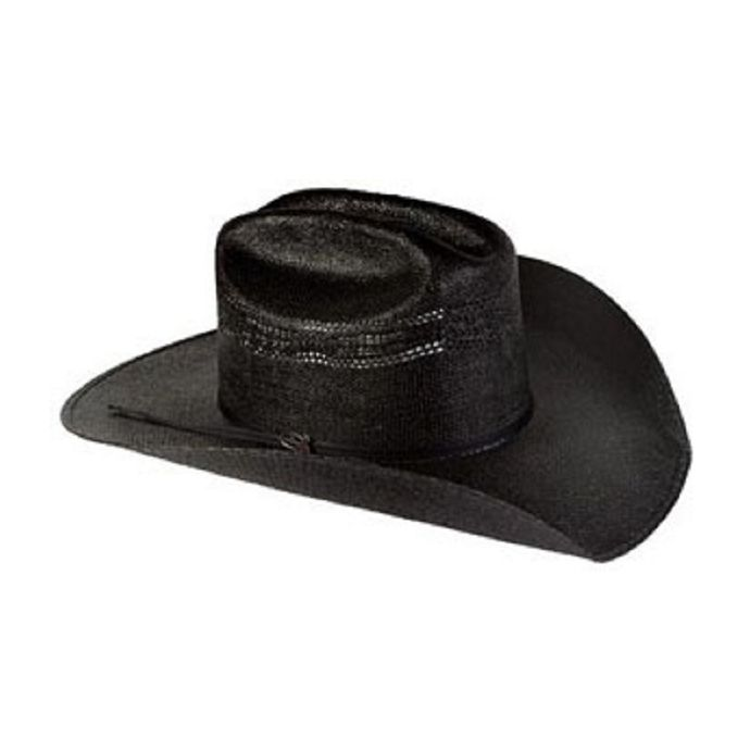JS1056CTTR Cutter 20X Straw Justin By Milano Mens Western Cowboy Hats