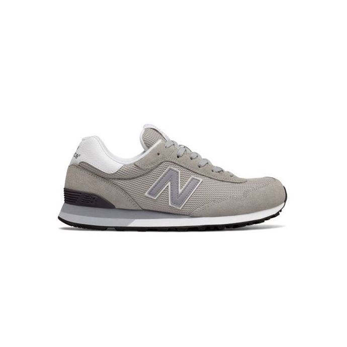 New Balance 515 Grey Mens Comfort Shoe ML515ftv