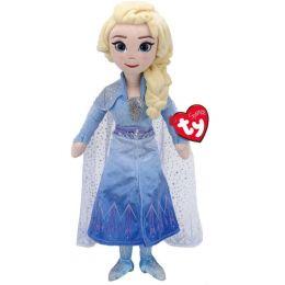 TY Sparkle Frozen Elsa Plush Toy 02305