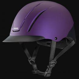Troxel Violet Duratec Spirit Riding Helmet 04-534