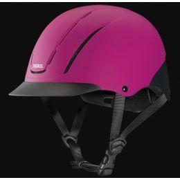 Troxel Raspberry Duratec Spirit Riding Helmet 04-535