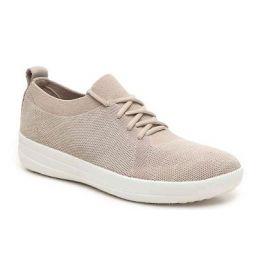 FitFlop Taupe Uberknir Womens Comfort Athletic Sneaker 096-650