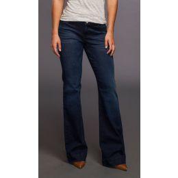 Wrangler Retro Mae Womens Wide Leg Jeans 09MWWAB