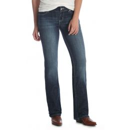 Wrangler Denim Do Wash Womens BootCut Jeans 09MWZDO