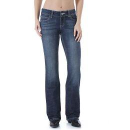 Wrangler Denim BootCut Plus Size Womens Jeans 09PWZDO