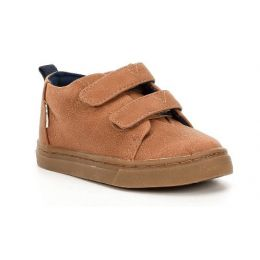 TOMS Light Twig Boy's Lenny Mid Double Strap Sneakers 10012592