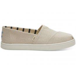 Toms Natural Heritage Canvas Womens Cupsole Alpargatas Venice Shoes 10013500