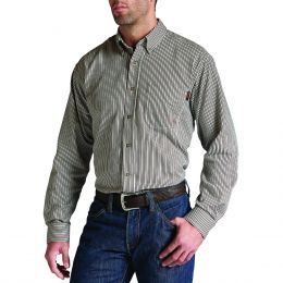 Ariat Blue Multi FR Basic Work Shirt 10013513