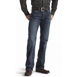 10014008 Deadrun M4 Low Rise Bootcut Ariat Mens Jeans