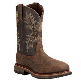 10017420 Ariat Men's Work Hog Composite Toe Work Boots