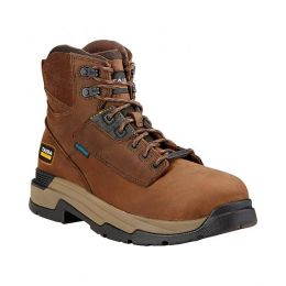10017422 Brown MASTERGRIP 6 inch Ariat Men's Composite Toe Work Boots