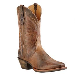 10018570 Autry Woodsmoke Square Toe Ariat Womens Western Cowboy Boots