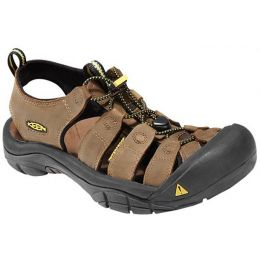Keen Newport Washable Leather Bison Mens Sandals 1001870