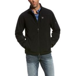 Ariat Men's Black Vernon 2.0 Softshell Jacket 10023329