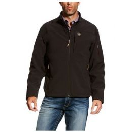 Ariat Men's Espresso Vernon 2.0 Softshell Jacket 10023330