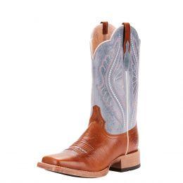 Ariat Gingersnap Baby Blue Eyes Primetime Ladies' Western Boots 10025032