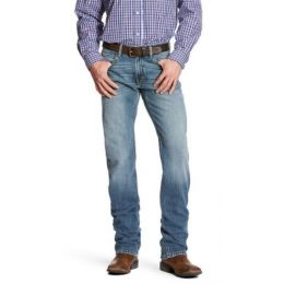 Ariat Drifter Men's M5 Slim Stretch Legacy Stackable Straight Leg Jean 10026032