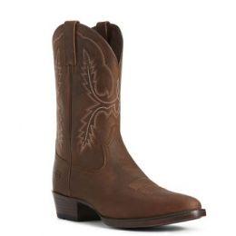 Ariat Distressed Brown Men's Bar Sour Western Boot 10027225