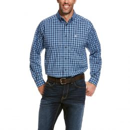 Ariat Pro Series Tompkins Stretch Classic Fit Mens Shirt 10028203