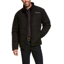 Ariat Black Crius Insulated Jacket 10028355