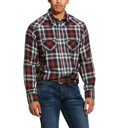 Ariat Mood Indigo Jerome Retro Fit Mens Shirt 10030707