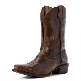 Ariat Midnight Brown Circuit Highway Mens Western Boots 10031450