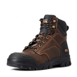 Ariat Men's Treadfast 6inch Soft Toe Work Boot 10034672