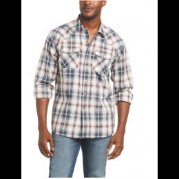 Ariat Firestarter Plaid Adam Retro Fit Men's Shirt 10036171