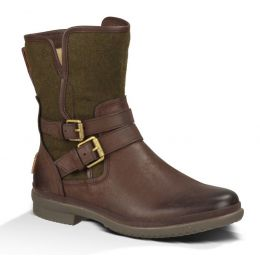1005269 Stout Simmens Waterproof Womens UGG Short Boots
