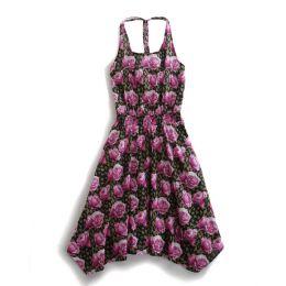 Karman Roper Camo Rose Print Tin Haul Collection Womens Dress 1005700640743PI