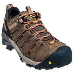 1007970 Flint Low Performance Steel Toe Keen Mens Work Shoes