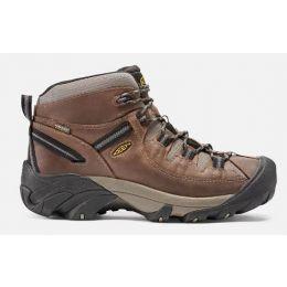 Keen Men's Shitake/Brindle Targhee II Waterproof Mid Hiking Boot 1008418/1012126