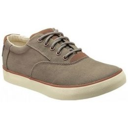 Keen Santa Cruz Brindle Canvas Casual Oxford Mens Shoes 1010329