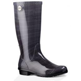 1012350 Black Shaye Womens UGG Rain Boots
