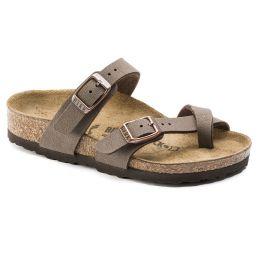 Birkenstock Mocha Mayari Kids Comfort Sandals 1014177